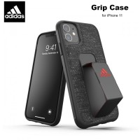 Case iPhone 11 Adidas Sport Grip Case - Black Red