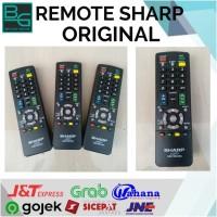 Remote SHARP LED TV Tabung BISA Original