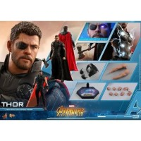Hot toys thor infinity war MISB