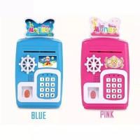 Mainan anak ATM Brangkas / Smart Safe Bank