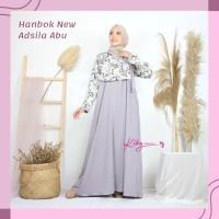 Gamis MURAH XL Mode Hanbok Korea Bahan Katun Jepang Seri Adsila