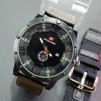 jam tangan swiss army premium bonus tali cadangan