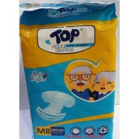 TOP Adult Diapers M 8