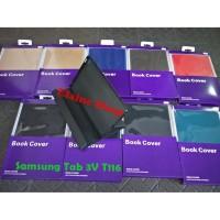 "Flip Case /Book Cover Samsung Galaxy Tab 3V Tab 3 Lite 7"" T110 T111 T1"