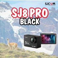 SJCAM SJ8 Pro BLACK Kamera Camera Wifi Bluetooth Action camera