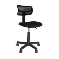 INTERIO - Kursi Kerja Office Chair Black OWEN