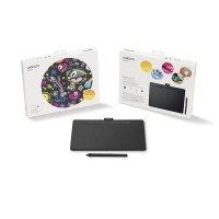Wacom Intuos Wireless Tablet Bluetooth CTL-4100WL CTL4100 CTL 4100 WL