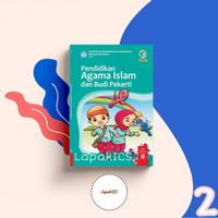 Buku PAI Pendidikan Agama Islam SD Kelas 2 Revisi 2017-2018