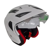 Helm RDX Venom Solid White