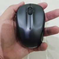 Wireless Mouse Logitech M325 - Black Only