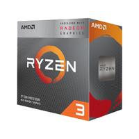 AMD Ryzen 3 2200G 3.5Ghz Up To 3.7Ghz - Raven Ridge (Socket AM4)