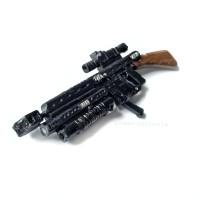 1/12 Scale Cable BFG Gun Weapon Custom Kitbash ML SHF Mezco Mafex