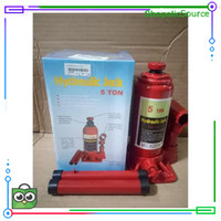 Termurah Dongkrak Mobil Botol Hydraulic Jack 5 Ton Kode X19 Diskon