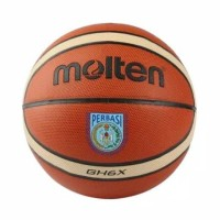 Bola Basket MOLTEN GH6X Original Size 6 Bahan Kulit / Leather