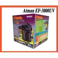 ATMAN EF-3000UV Pressure Filter with UV lights Filter KOI
