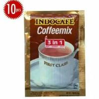 Indocafe Coffeemix 1 renteng 10 pcs - Kopi Mix