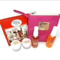 paket cream Tabita 4in1 tas pink