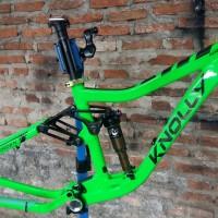 Frame - Batangan Sepeda Gunung - MTB - Fullsus Knolly Warden 27.5