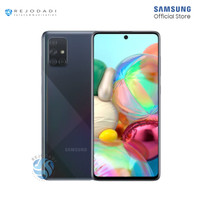 SAMSUNG Galaxy A71 RAM 8/128GB - Garansi Resmi SEIN
