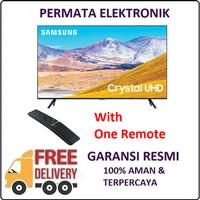 Samsung 50TU8000 50 Inch Crystal UHD 4K Smart LED TV UA50TU8000