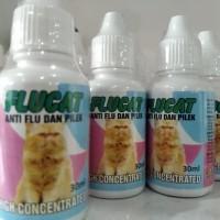 Flucat 30 ml Obat Flu dan Pilek Kucing