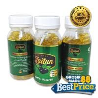 Kapsul Minyak Zaitun 100 Kapsul Original   Olive Oil