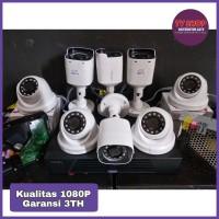 Paket 8 Camera CCTV Infinity 1080P Full Original