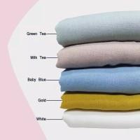 Jilbab Hijab fashion muslim Voal Miracle Premium SegiEmpat murah