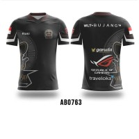 Kaos Jersey Game Esports Mobile Legend Free Fire PUBG CUSTOM AB0763