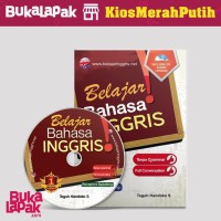 DVD Belajar B.Inggris Teguh Handoko