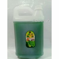 Terbaru Indo Lemon Cuci Piring 4Ltr(Gojek) Terhot