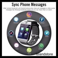 Jam Tangan Hp Anak Smartwatch Smart Watch Dz09 / U9 Sale Termurah