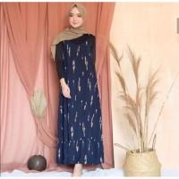 Fashion Muslim TINA OUTER OVERALL REMPEL MONALISA Original