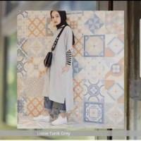 Fashion Muslim ODENA / LOOSE TUNIK WOLFIS (HANYA OUTER) Original