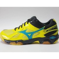 Sale Sepatu Volly Voli Mizuno V1Ga157048 Wave Twister 4 Bolt Atomic