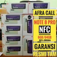 Xiaomi REDMI NOTE 8 pro TAM Ram 664 Garansi Resmi indonesia 6GB 64GB