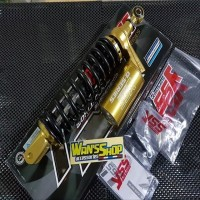 shock YSS Gplus laser gold series size 330mm vario 125 150 all serie