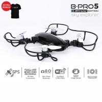 Brica B-pro 5 Se Sky Explorer Drone Black T-shirt