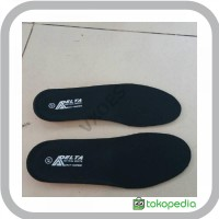 Insole sepatu Outdoor Tactical DELTA Military boots Import BEST hitam