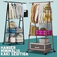 1.850GR LT - Segitiga / MH X17 Triangle Stand Hanger