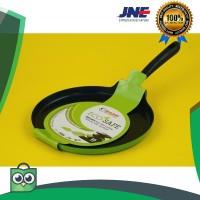 terlaris Pancake Pan 28cm Eco Safe Nonstick Ceramic Shuma Keren