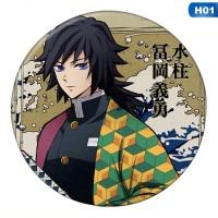 Cantik Bros Desain Anime Demon Slayer No yaiba tomi5h giyuu shinobu