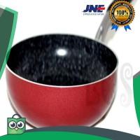 obral Panci Teflon Akebonno Saora Ceramic Fry Pan 24cm (00175.00167)