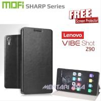 Flipcover Lenovo VIBE SHOT Z90 : MOFI Sharp Series ( + FREE SP)