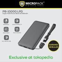PALING LARIS Miropack Super Multi Power Bank 10 000 mAh Power Delive