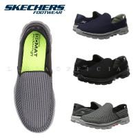 SKECHERS Gowalk 3 Salur Original Sneakers Sepatu Pria - Free Dus