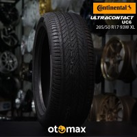 Ban Mobil Continental Ultracontact UC6 205/50 R17 93W XL