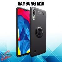 Case Samsung M10 Auto Focus Ring Kickstand Premium Softcase