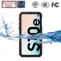 Samsung S10e Redpepper Waterproof Hard Soft Back Case Cover Pelindung