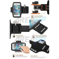 iPhone 11 Pro Armband Pouch Soft Back Case Cover Pelindung elegan awet